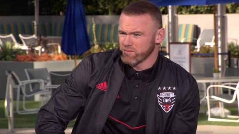 Wayne Rooney palaa Englantiin tammikuussa - uusi osoite on Derby County