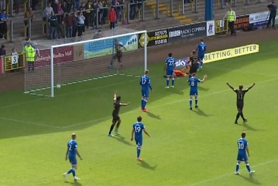Video: Mansfieldin Danny Rose räväytti League Twossa - huikea maali