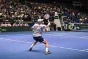 Video: SENSAATIO! - Emil Ruusuvuori kaatoi maailmanlistan vitosen Dominic Thiemin