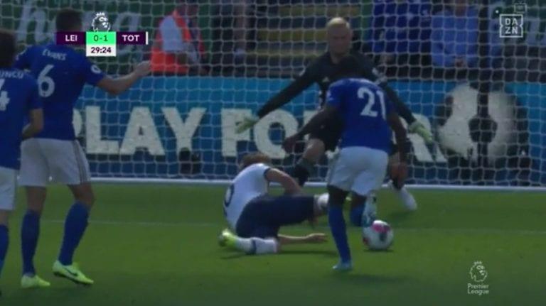 Harry Kane viimeisteli fantastisen osuman – Leicester kaatoi kuitenkin Spursin
