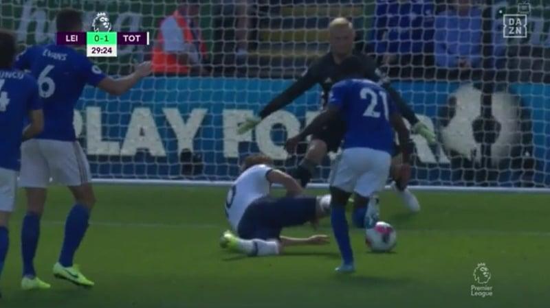 Harry Kane Leicester Tottenham Valioliiga valioliigan