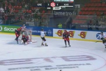 Video: Jesse Puljujärvi tekaisi komean osuman Grenoblea vastaan CHL:ssä