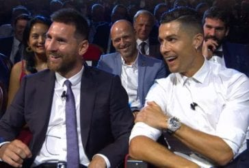 FIFA:n The Best -äänet tulivat julki: Messi äänesti Ronaldoa - Ronaldo ei äänestänyt Messiä