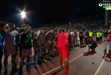 Video: Ratinalla mieletön fiilis - Lukas Hradecky johti