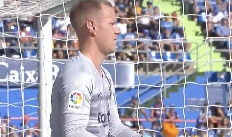 Video: Barca-vahti Marc-Andre ter Stegen syötti voittomaalin uskomattomalla tavalla