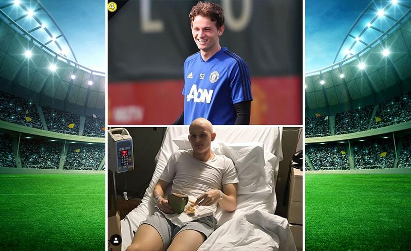 Manchester Unitedin Max Taylor, 19, selätti syövän – palasi nyt seuraharjoituksiin