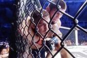 Video: Habib Nurmagomedov palasi jäätävällä tavalla UFC-kehään – vakuuttava kuristusvoitto tilille