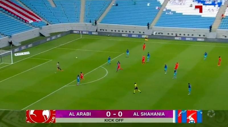 Qatarin liigan maali