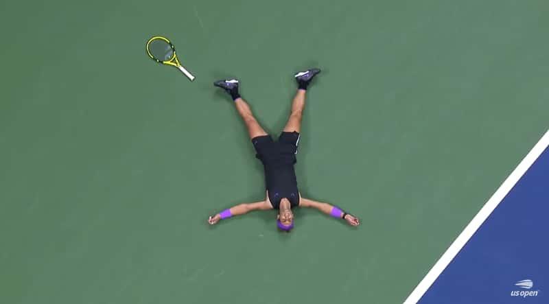 Rafael Nadal US Open 2019