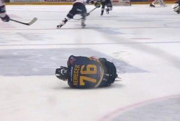 Otteluvalvoja myöntää: HIFK:n Rony Ahonen ajettiin ulos väärin perustein