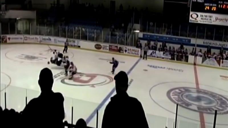 Video: Sikamainen yliajo – SJHL lätkäisi kiekkojunnulle 25 pelin pelikiellon