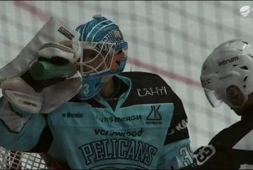 Video: Tomi Karhunen pysäytti HIFK:n  - paraatipelastus kruunasi nollapelin