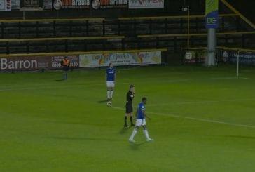 Video: Evertonin Antony Evans pamautti kauniin vaparimaalin U23-matsissa