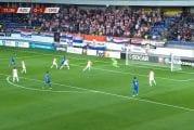 Video: Tamkin Khalilzada sooloili koko Kroatian solmuun - Azerbaidzan venyi sensaatiomaiseen tasapeliin