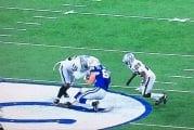 Video: Vontaze Burfict sai karmeasta sikailustaan NFL-historian pisimmän pelikiellon