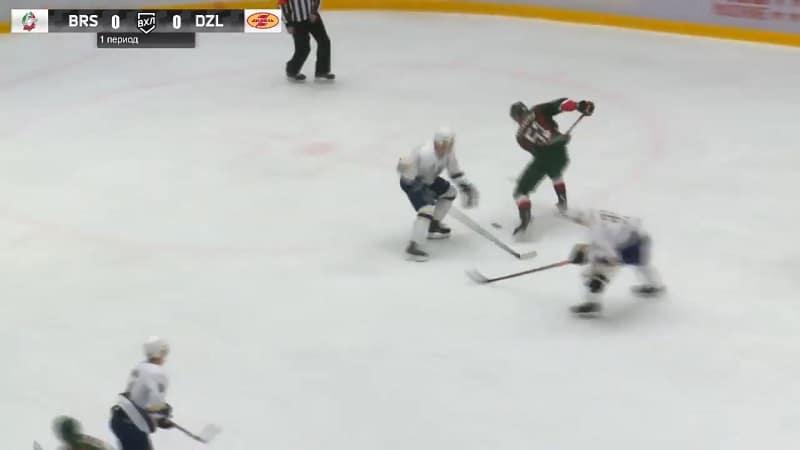 Video: Upea yksilösuoritus VHL:ssä – Danil Voyevodin tanssahteli puolustuksen läpi