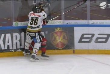 Video: Jussi Jokinen sai kahdeksan ottelun pelikiellon