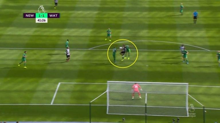 Video: VAR missasi käsivirheen – Newcastle saalisti pisteen maalilla, joka olisi pitänyt hylätä