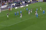 Video: Napolin huikea kiri vesittyi yliajalla - Kalidou Koulibaly sohaisi pallon omaan maaliin