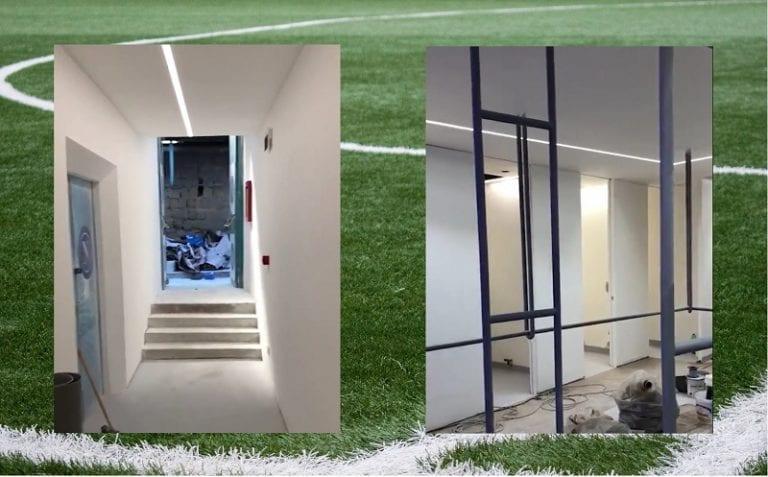 Video: Kaupunki tyri stadionin remonttiaikataulun – Napoli raivostui ala-arvoisista olosuhteista
