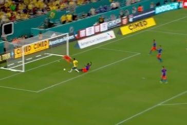 Video: Neymar palasi kentille tehokkaasti - paukutti maaotteluun tehot 1+1