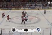 Klassikkovideo: HIFK iski todellisen salamamaalin - jäi vain sekunnin kaikkien aikojen Liiga-ennätyksestä
