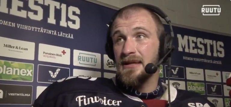 """TUTO:ssa palkatta pelaava Jonne Virtanen etsii töitä – """"Vahvuusalueina kaikki paitsi porno ja pingis"""""""