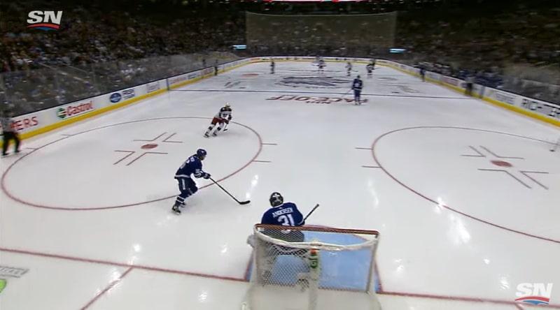 NHL Mitch Marner Mitch Marnerin Toronto Maple Leafs
