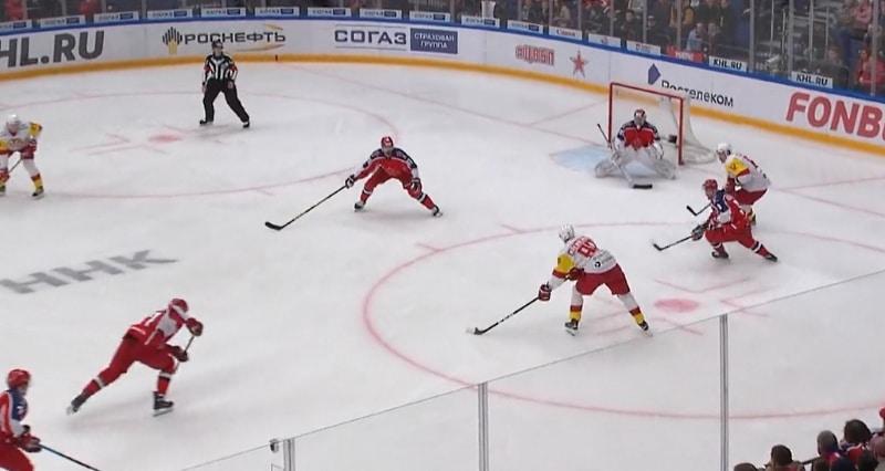 Saku Mäenalanen Jokerit KHL - pallomeri.net