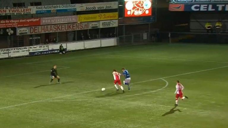 Video: Leo Väisänen ajettiin ulos Hollannin cupissa – ylireagoiko tuomari?