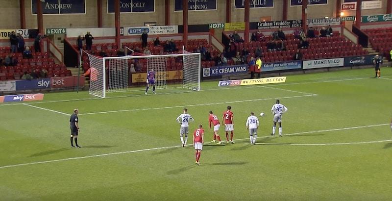Will Jääskeläinen Crewe League Two / Pallomeri.net