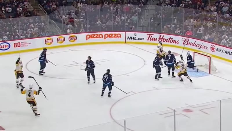 Winnipeg jets pittsburgh penguins patrik laine ville heinola