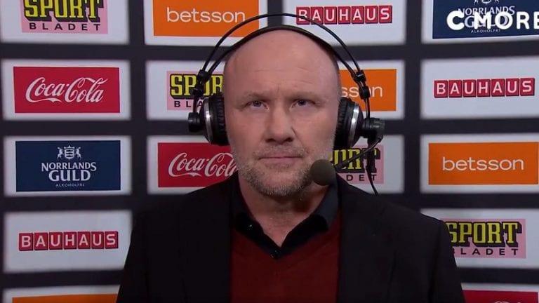 Video: Malmön valmentaja kävi kierroksilla – häipyi haastattelusta kesken kysymyksen