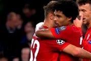 Video: Bayern murskasi Tottenhamin historiallisen tylysti - Serge Gnabry latoi neljä maalia