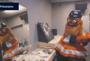 Video: Philadelphia Flyers lisäsi kotihalliinsa