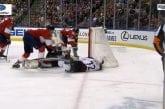 Video: Joonas Donskoi painoi komean osuman Panthersia vastaan