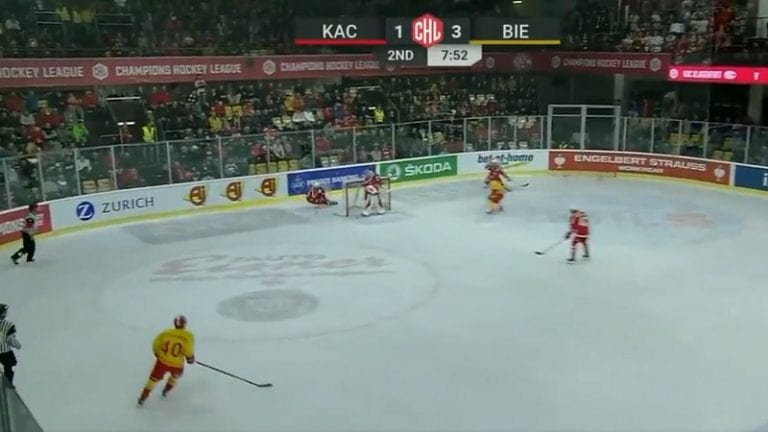 Video: Klagenfurtin pakki pyllähti oman maalin kulmalla ja tarjoili namupassin voittomaaliin