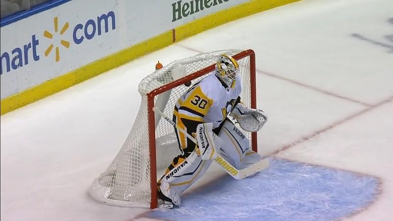 Matt Murray Pittsburgh Penguins / Pallomeri.net
