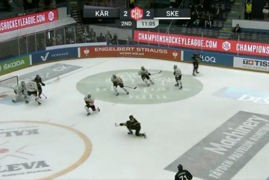 Video: Jesse Puljujärvi maalasi komealla kudilla - Kärpät voitti, mutta jäi alkulohkoon CHL:ssä