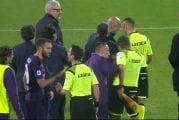 Video: Franck Ribery poltti päreensä ja töni avustavaa erotuomaria - pitkä pelikielto luvassa?