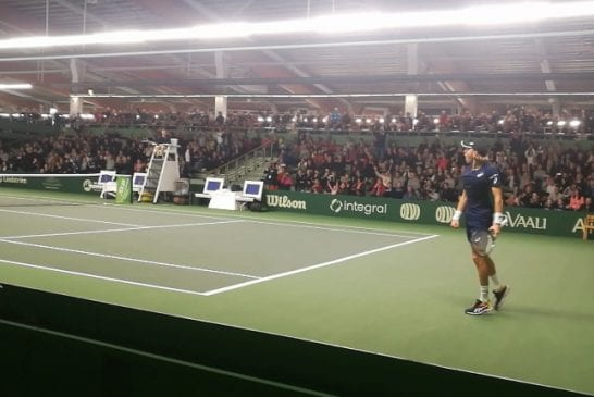 Emil Ruusuvuori vastasi odotuksiin mahtavalla tavalla - nappasi voiton Helsingin Challenger-turnauksessa