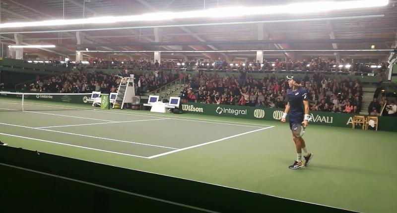 Emil Ruusuvuori vastasi odotuksiin mahtavalla tavalla – nappasi voiton Helsingin Challenger-turnauksessa