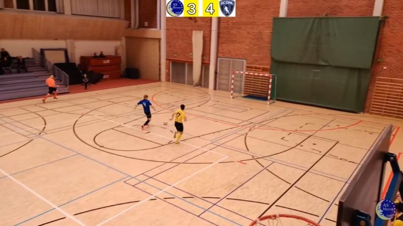 Video: Futsalin ykkösdivarissa uskomaton kämmi – tyhjistä ohi, vastustaja tasoitti matsin