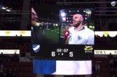 Video: HIFK-SaiPa-ottelussa kuultiin Huuhkajien EM-kisapaikan ratkeamisesta