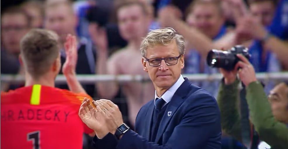Uefa Markku Kanerva huuhkajat em-kisat euro 2020