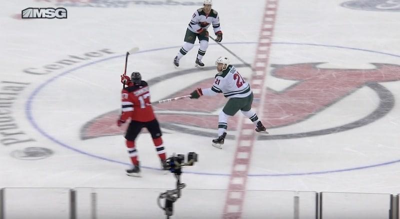 Video: New Jersey Devils osui selvän tuomarivirheen seurauksena – NHL joutui pyytämään anteeksi