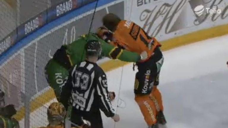 Video: Samuli Vainionpää ja Toni Suuronen laittoivat tanssiksi Hakametsässä