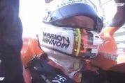 Video: Sebastian Vettel ajoi ulos harjoituksissa – latasi tiimiradioon kirosanoja suomeksi