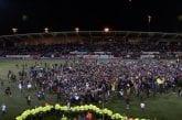 Lännen Media: Palloliitto vältti sanktiot - UEFA katsoi Liechtenstein-pelin kentänvaltauksen läpi sormien