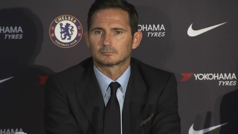 Frank Lampard Chelsea / Pallomeri.net